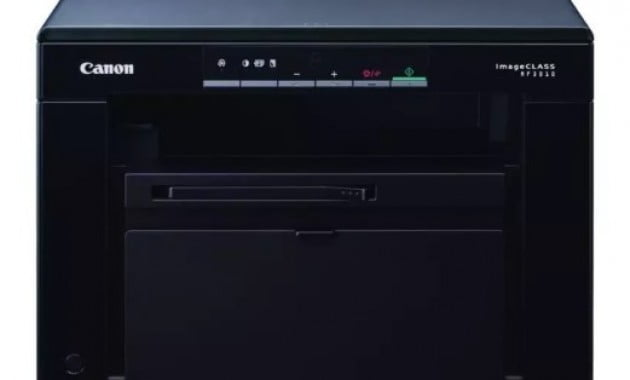 Canon MF3010 Scanner Software
