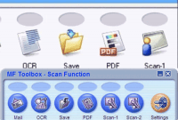 Canon MF Toolbox 4.9 Download and Installation